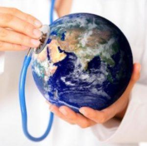 طب محیط زیست