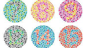 دید رنگ و طب کار